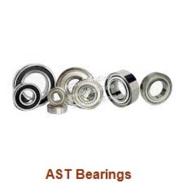 AST SMR106ZZ deep groove ball bearings
