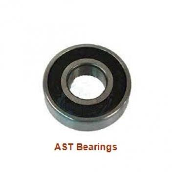AST FRW8ZZ deep groove ball bearings