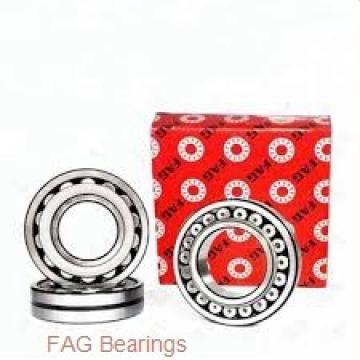 FAG 53218 thrust ball bearings