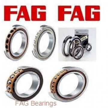 FAG 3810-B-2Z-TVH angular contact ball bearings
