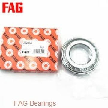 FAG 29496-E-MB thrust roller bearings