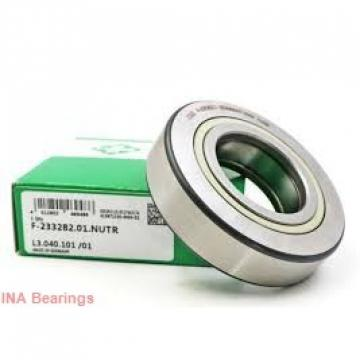 INA GT11 thrust ball bearings