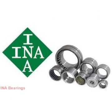 INA GE 50 AX plain bearings